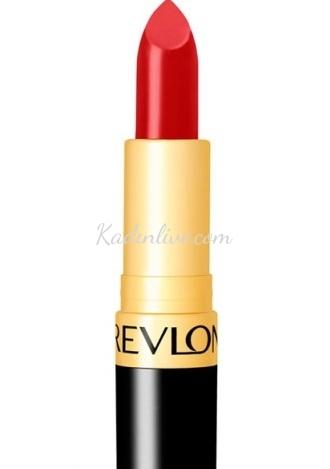 Feminen Stil Kırmızı Ruj Renk Tonları