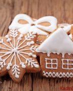 Yılbaşı kurabiyesi