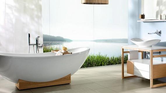 Banyo Küveti Tasarımları 10