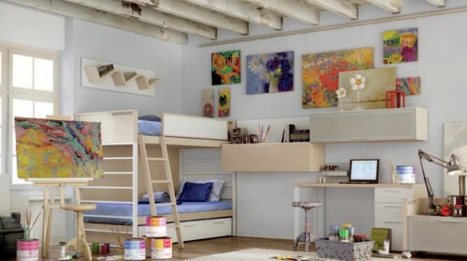 Genç Odası Tasarım Fikirleri 1