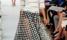 Oscar De La Renta İlkbahar Yaz Günlük Giyim Elbise, Kıyafet Modelleri
