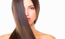 Saçlarınıza doğal parlaklık..!
