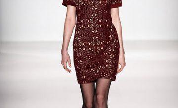 Tadashi Shoji Moda Sonbahar Kış Kıyafet Modelleri