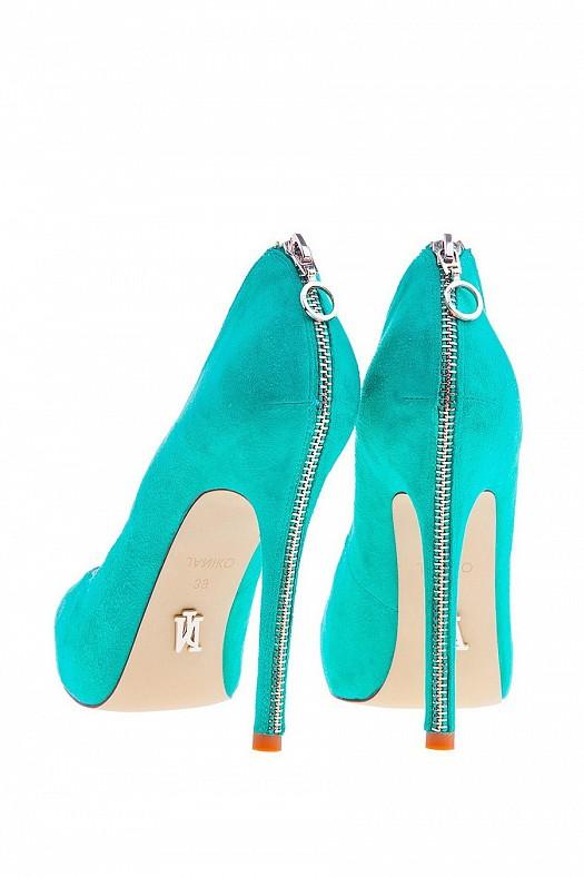 Uzun İnce Topuk Şık Gece Ayakkabı Modelleri