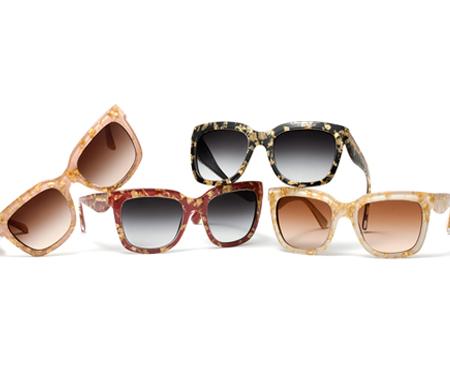 Golden Desenli Şık Güneş Gözlüğü Modelleri
