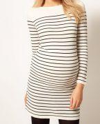 Hamile Kadınlar için Üst Elbise Modelleri