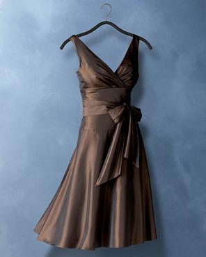 Eşsiz Kısa Elbise Modeli