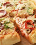 Pratik Pizza Yapımı