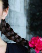 Farklı şekillerde örgü saç Yöntemleri