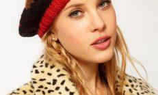 Kışlık Örgü Yün Bere Şapka Modelleri
