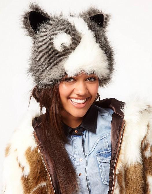 Kürklü Kulaklı Kışlık Şapka Modelleri