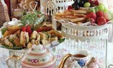 Beş Çayı Sunum ve İkram Fikirleri