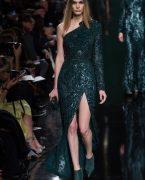 Elie Saab Sonbahar Kış Elbise Modelleri Yeni Koleksiyonu