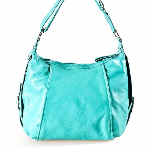 0b5f049facba9 Louisa Vannina Mint Yeşili Şık Tasarımlı Bayan Çanta Modelleri ...