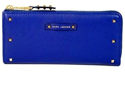 Marc Jacobs Saks Mavisi Bayan El Cüzdanı Modelleri
