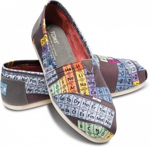 Toms Shoes Desenli Şık Tasarım Ayakkabı Modelleri