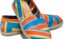 Toms Shoes Ayakkabı Modelleri