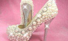 Abiye Ayakkabı Modelleri 2014