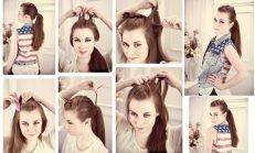 Adım Adım Saç Modelleri