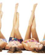 Sıkı bacaklar için egzersiz hareketleri