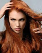 Bakır kahve saç rengi 2014 modelleri