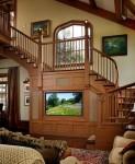 Muhteşem ev merdiyenleri