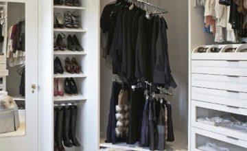 Evlerde Giyinme Odası Fikirleri