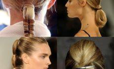 Jadayel saç farklı ve yenilikçi