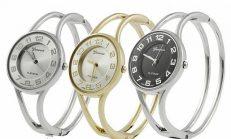 Şık Tasarımlı Bayan Kol Saati Modelleri