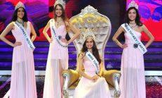 Miss Turkey Birincisi Amine Gülşe Oldu
