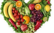 Her çeşit meyve ve sebze tüketin!