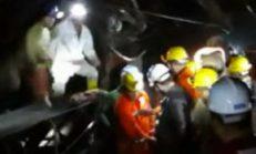 Soma'daki madenin ilk görüntüler!