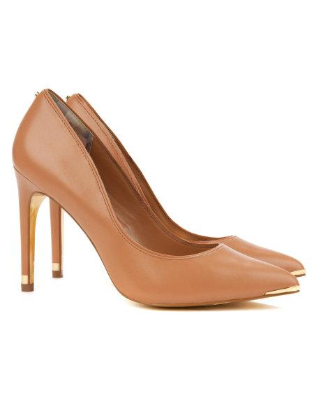 Ted Baker Ten Rengi Yüksek Topuklu Ayakkabı Modelleri