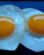 Yumurta zayıflatıyor!
