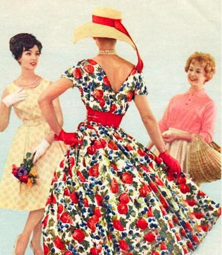 50 yıllar moda 1