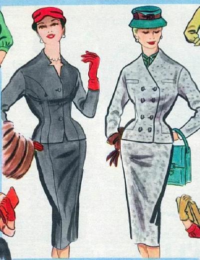 50 yıllar moda 2
