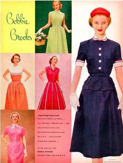 50 yıllar moda 8