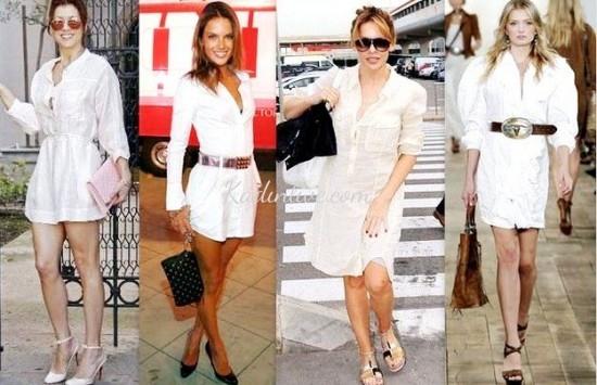 Gömlek Elbise Trendleri