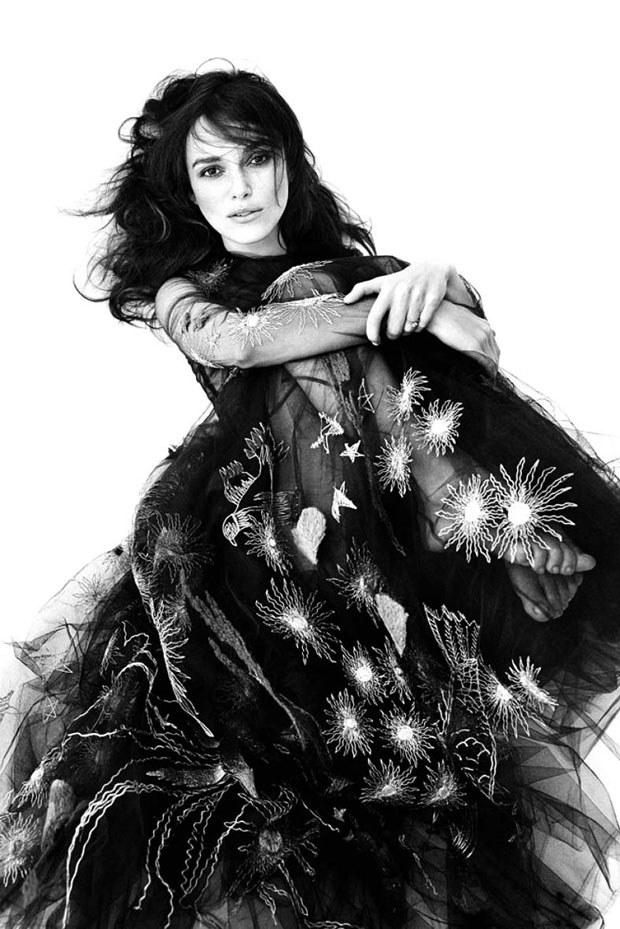 Keira Knightley Rahat ve Şık 3