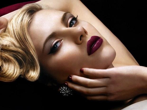 Scarlett Johansson makyajı 3