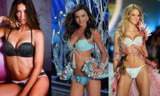 'Victoria's Secret' mankenleri'nin spor sırları