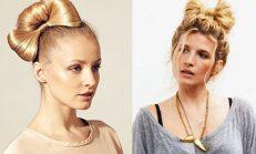 Fiyonklu saç modeli nasıl yapılır?