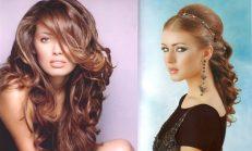 İnce telli saçlar için saç stilleri