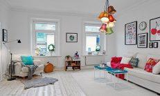 Küçük evlere 'dekorasyon' fikirleri
