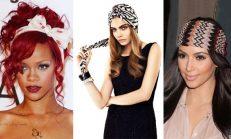 Yeni Trend: Rengarenk Saç Aksesuar Bantları