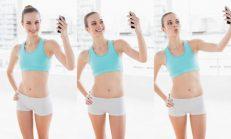 Selfie fotoğraflarında zayıf görünme tüyoları