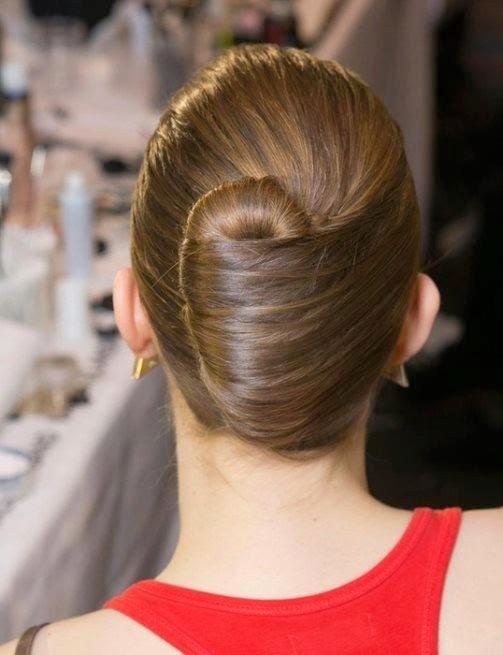 topuz saç modelleri 80 yıllar 1
