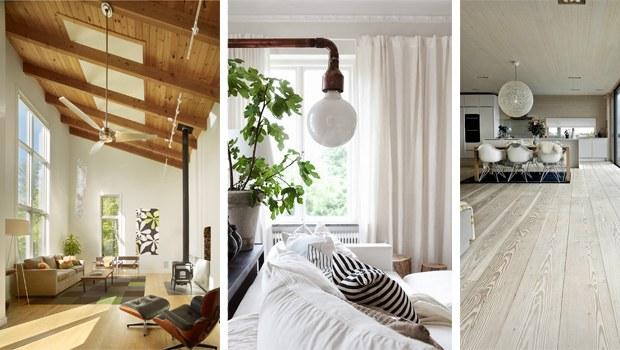 İskandinav tarzı ev dekorasyon 4