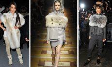 2018-2019 Sonbahar Kış Modası: Şal Modelleri