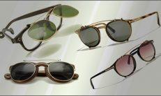 2018-2019 Sonbahar Kış Modası: Clip-On Güneş Gözlükleri